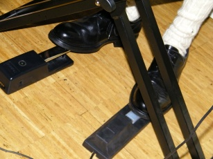 Double Pedal Action!