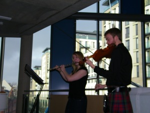 Cardiff Central Library Concert
