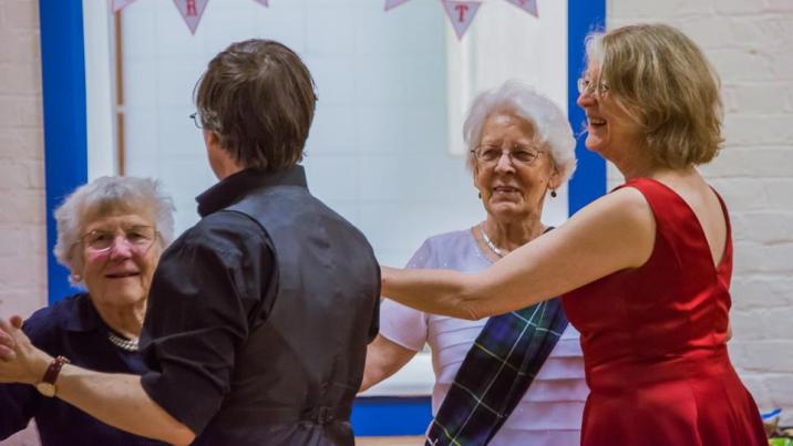 St Bernard's waltz for all generations